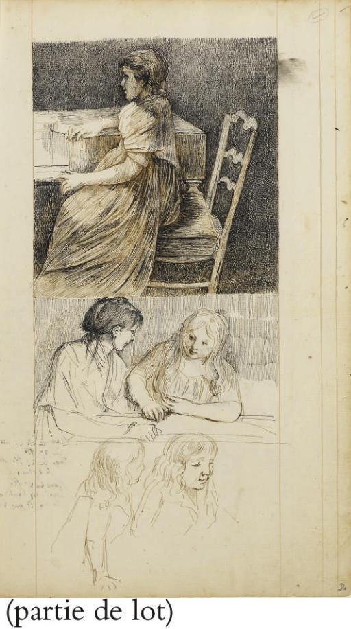 MARIE-ADELAIDE CASTELLAS-MOITTE (PARIS 1747-1807)