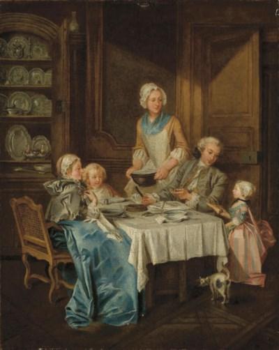 LOUIS AUBERT (? 1720-VERS 1800