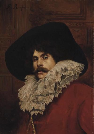 Ferdinand Roybet (Uzès 1840 -