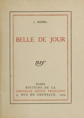 KESSEL, Joseph (1898-1979). Be