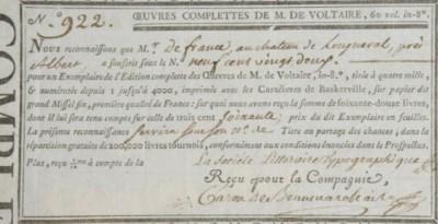 BEAUMARCHAIS, Pierre-Augustin