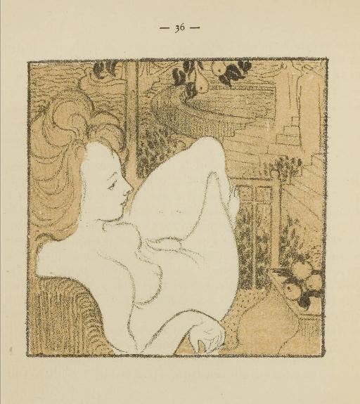 [DENIS] -- GIDE, André (1869-1951). Le Voyage d'Urien. Paris: Librairie de l'Art indépendant, 1893.
