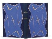 GIRAUDOUX, Jean (1882-1944). Siegfried. Pièce en quatre actes. Paris: Grasset, Les Cahiers verts, 1928.