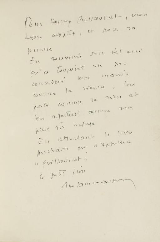 SAINT-EXUPÉRY, Antoine de (1900-1944). Vol de nuit. Paris: NRF, 1931.