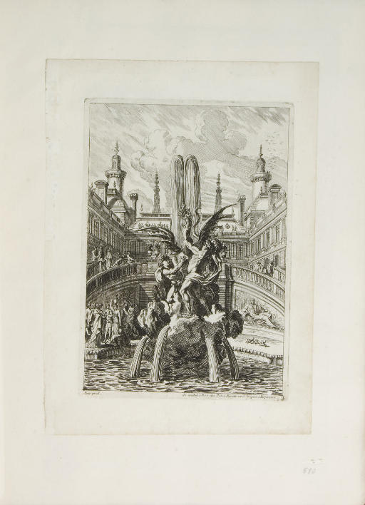 LE PAUTRE, Jean (1618-1682). [Oeuvres]. S.l.n.d.