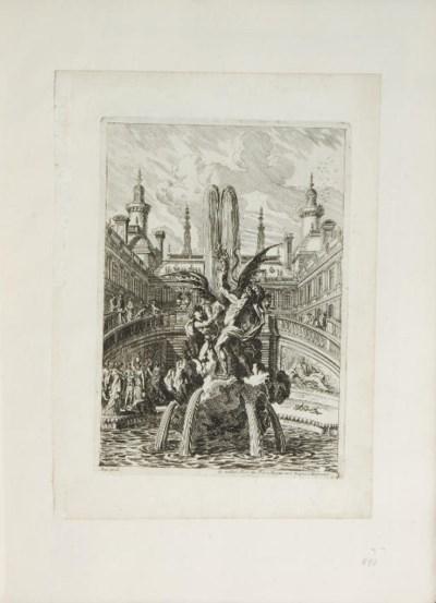 LE PAUTRE, Jean (1618-1682). [