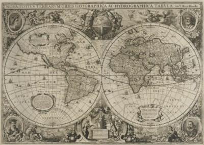 MERCATOR, Gerard (1512-1594) &