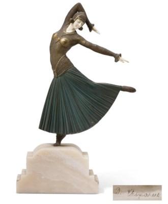 DEMETRE CHIPARUS (1886-1947)