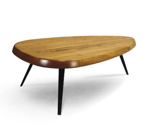 charlotte perriand 1903 1999 table basse 39 forme libre 39 edition steph simon 1956 christie 39 s. Black Bedroom Furniture Sets. Home Design Ideas
