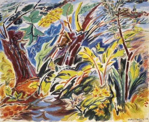 ANDRE MASSON (1896-1987)