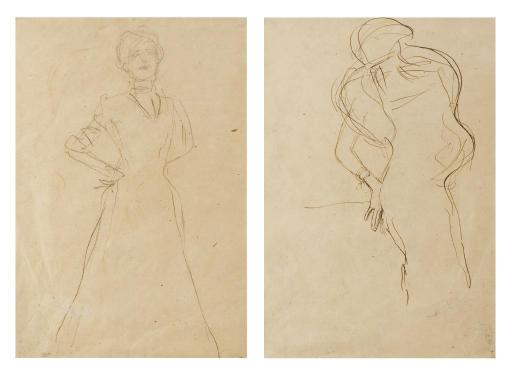 Gustav Klimt (1832-1918)