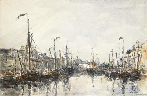 Eugene Boudin (1824-1899)