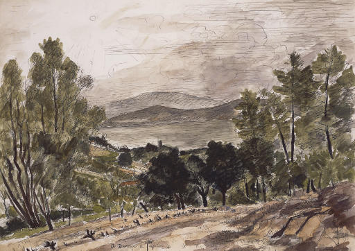 André Dunoyer de Segonzac (188