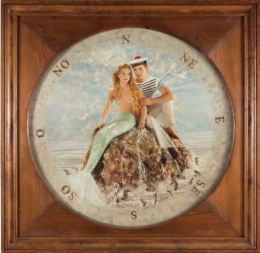 La sirène et le marin (Stéphanie et Didier)