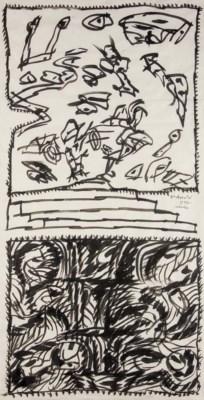 PIERRE ALECHINSKY (NE EN 1927)