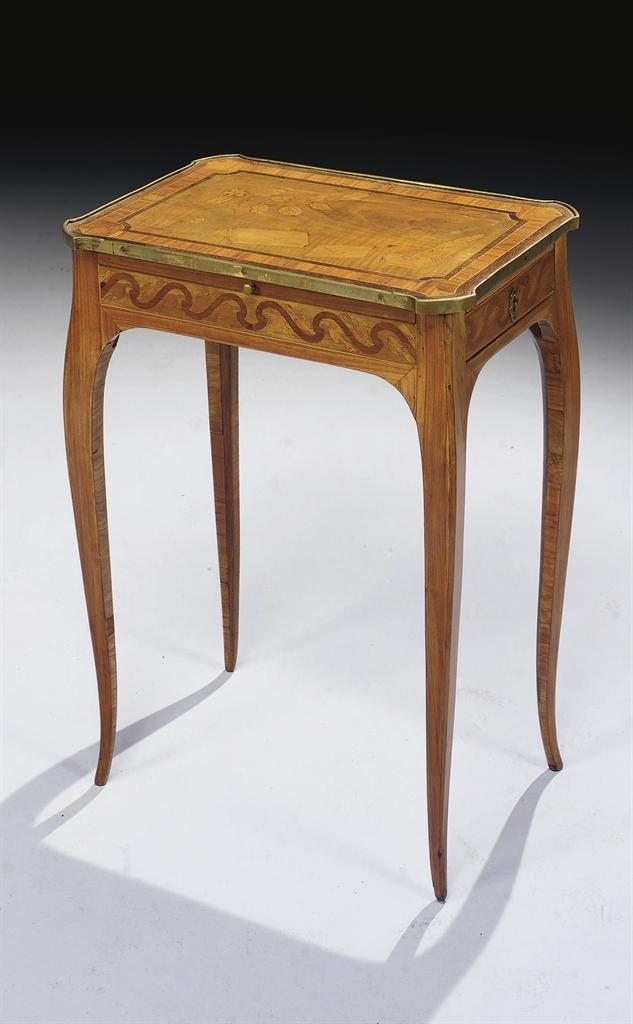 TABLE A ECRIRE D'EPOQUE TRANSITION