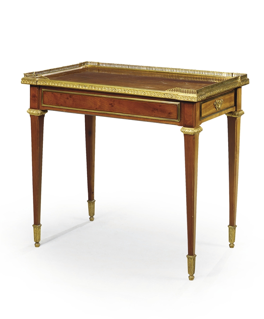 TABLE A ECRIRE D'EPOQUE LOUIS XVI