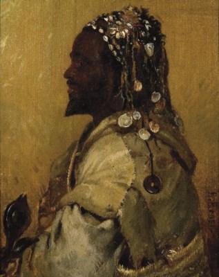 RUDOLF ERNST (VIENNE 1854 - 19