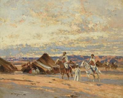 VICTOR HUGUET (LUDE 1835 - 190