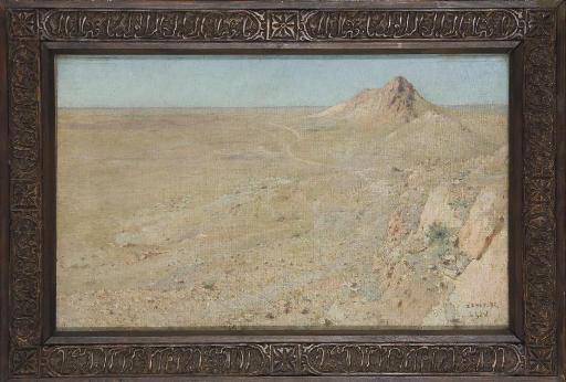 ALPHONSE-ETIENNE DINET (PARIS 1861 - 1929 PARIS)