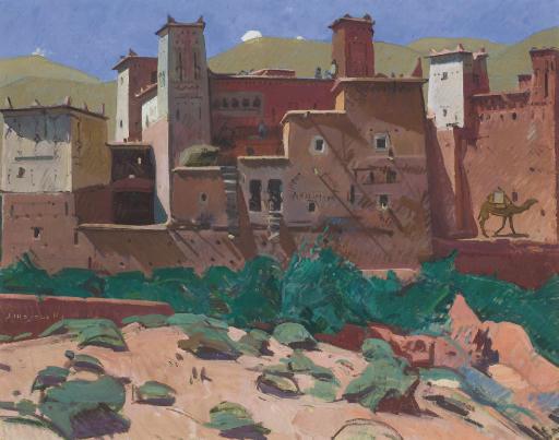 JACQUES MAJORELLE (NANCY 1886 -1962 PARIS)