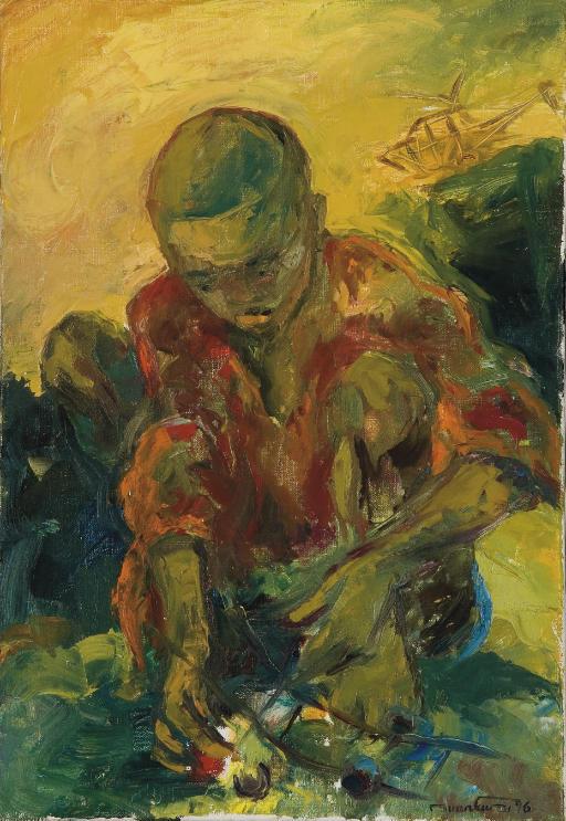 DOMINIQUE MWANKUMI (NE EN 1965)