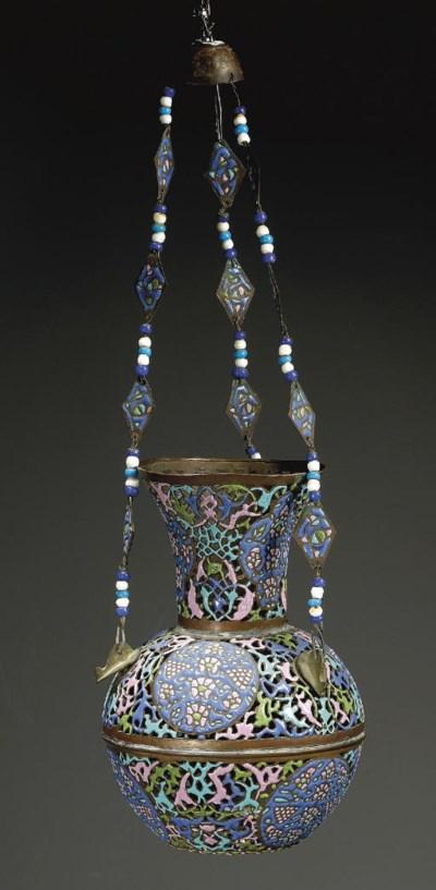 LAMPE DE MOSQUEE