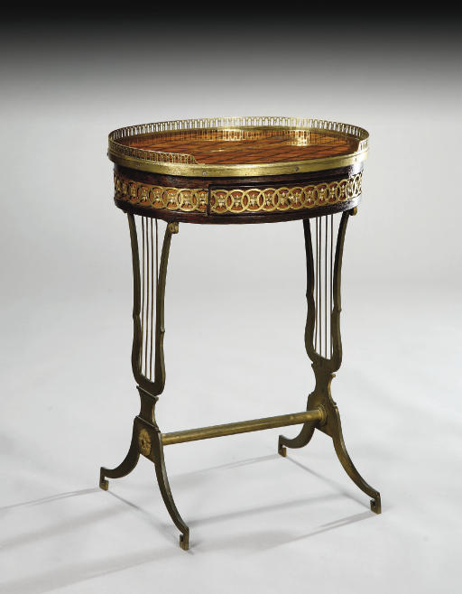 TABLE EN CHIFFONNIERE D'EPOQUE