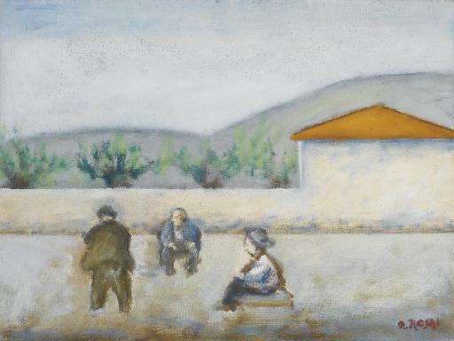 Ottone Rosai (1895-1957)