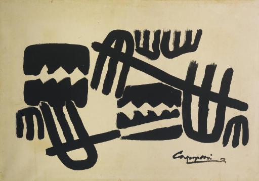 Giuseppe Capogrossi (1900-1972)