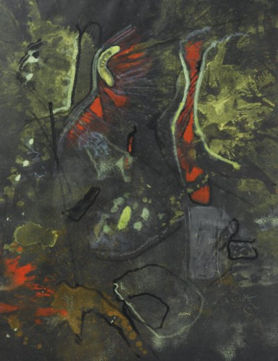 Sebastian Matta (1911-2002)