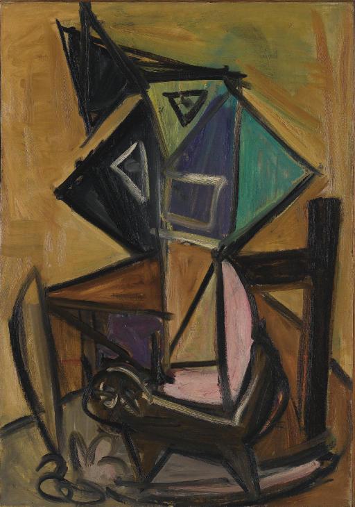 Ennio Morlotti (1910-1992)