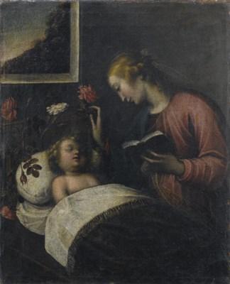 Orsola Maddalena Caccia (?-166