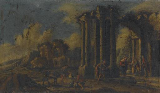 Attribuito a Nicola Viso (attivo a Napoli, prima metà del secolo XVIII)