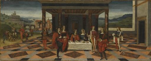 Scuola umbro-toscana, secolo X