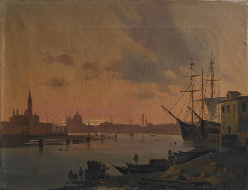 Veduta del Bacino grande di San Marco, Venezia