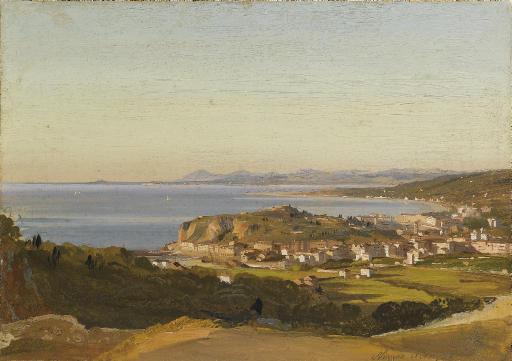 Ippolito  Caffi (Belluno 1809-