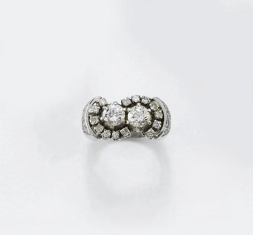 ANELLO IN DIAMANTI