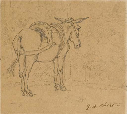 Giorgio de Chirico (1888- 1978