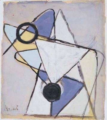 Mario Nuti (1923 - 1996)