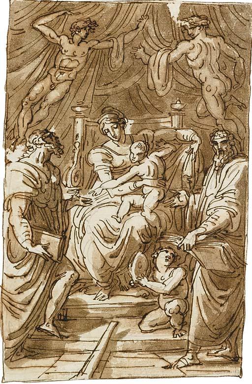 Felice Giani (Genova 1758-1823