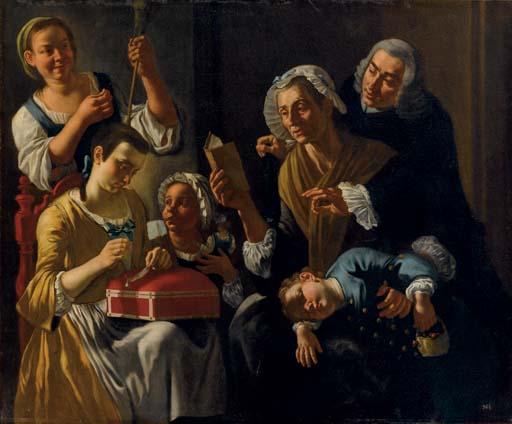 Gaspare Traversi (Napoli 1722/