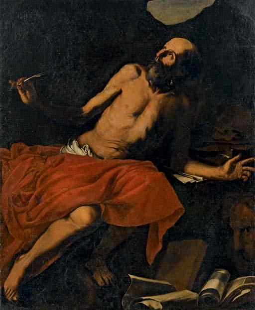 Seguace di Jusepe de Ribera