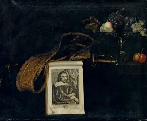 Scuola francese, secolo XVII