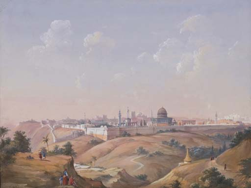 Ippolito Caffi (1809 - 1866)