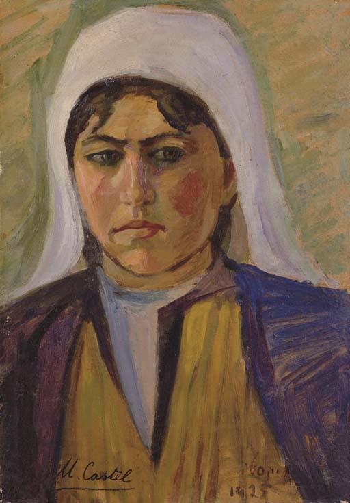 Moshe Castel (1909 - 1991)