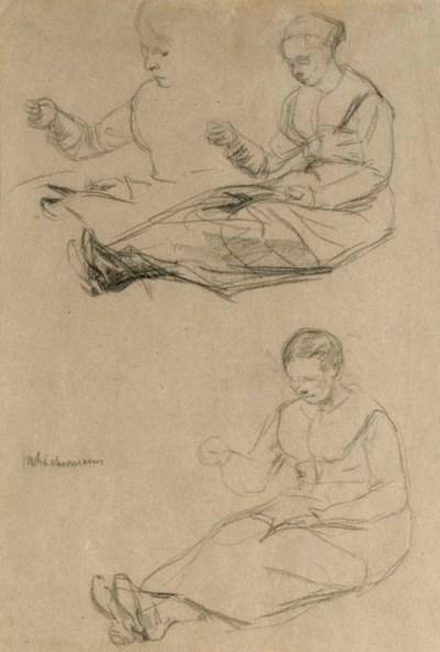 Max Liebermann (1847 - 1935)