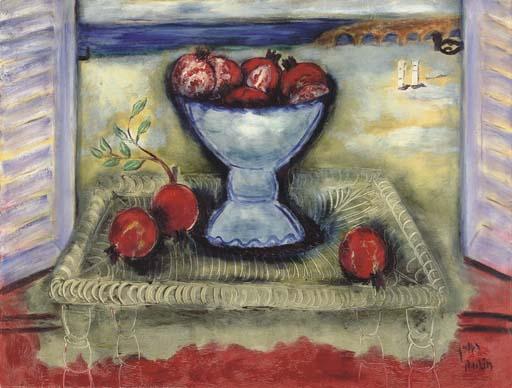 Reuven Rubin (1893 - 1974)