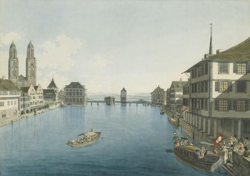 JOHANN JAKOB MEYER (1783-1829)