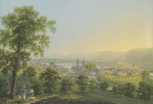 JOHANN HEINRICH BLEULER II (17